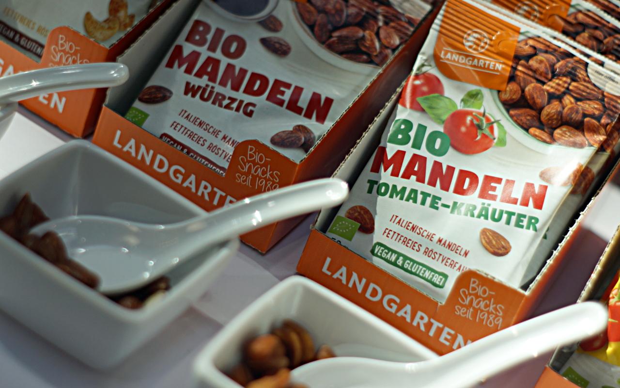 Pikante Mandeln von Landgarten